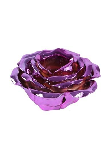 Rose Seramik Mumluk-Dekorazon